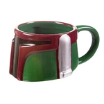 STAR WARS - Boba Fett 3D Mug 300ml(3)