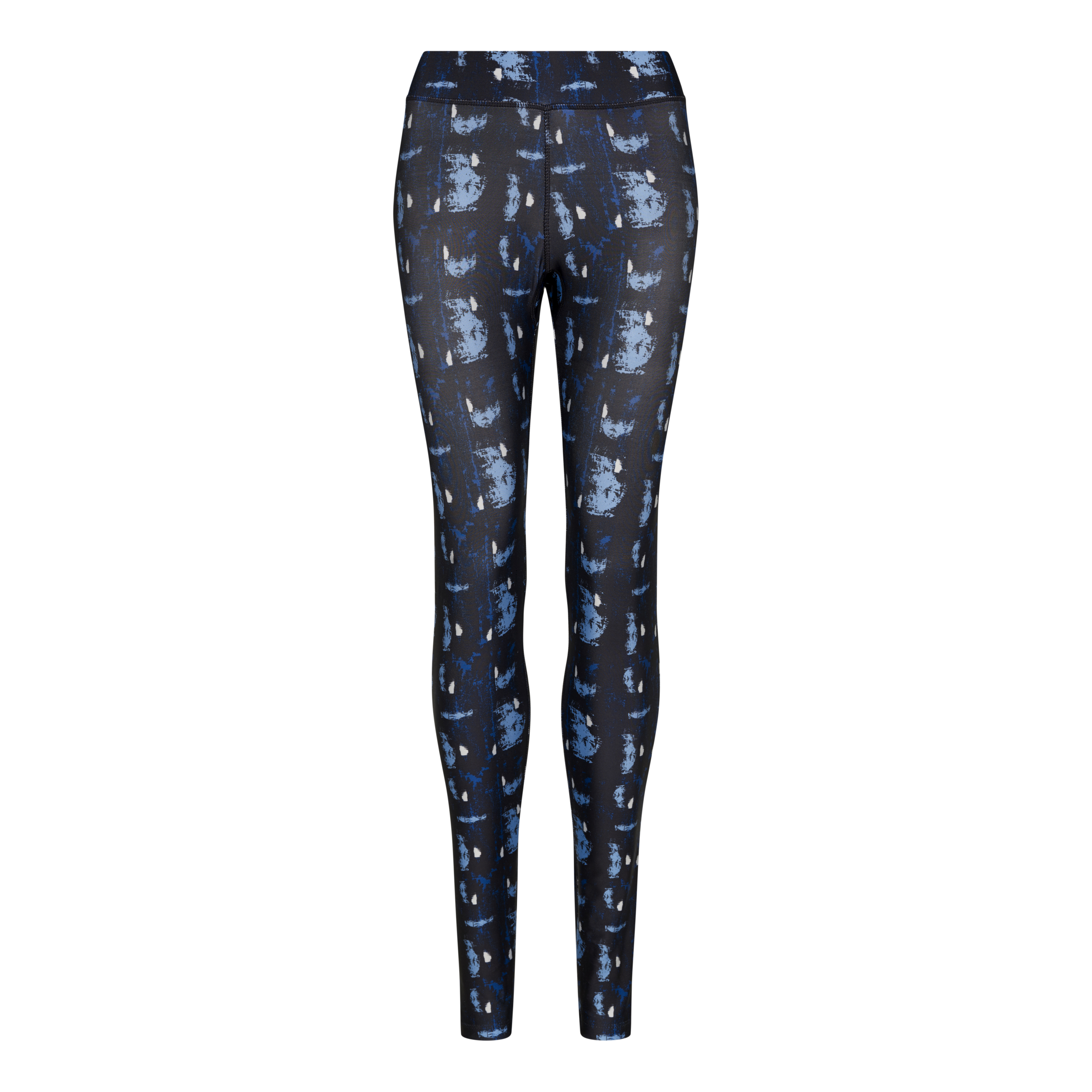 Legging de sport femme Abstract blue