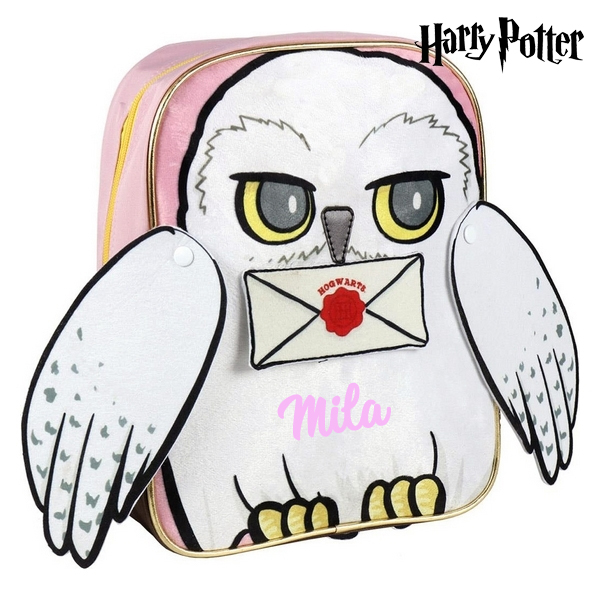 Sac à dos Chouette Hedwige Harry Potter personnalisable