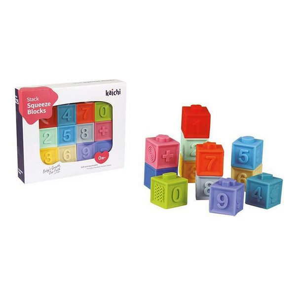 Blocs Empilables (12 pcs)