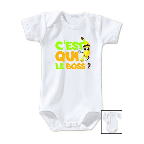 Body message c\'est qui le boss