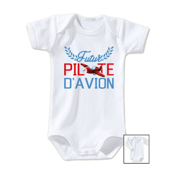 Body message futur pilote d\'avion