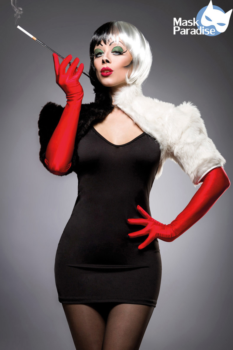 Costume Cruella - Mask Paradise