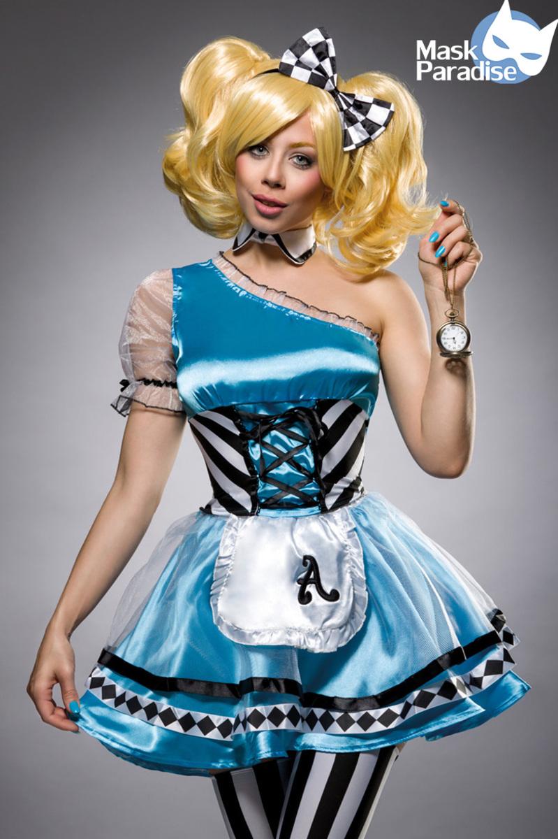 Costume Alice aux pays des merveilles - Mask Paradise