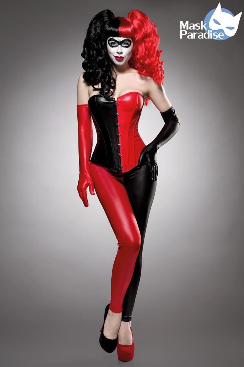 Costume Bad Arlequin - Mask Paradise