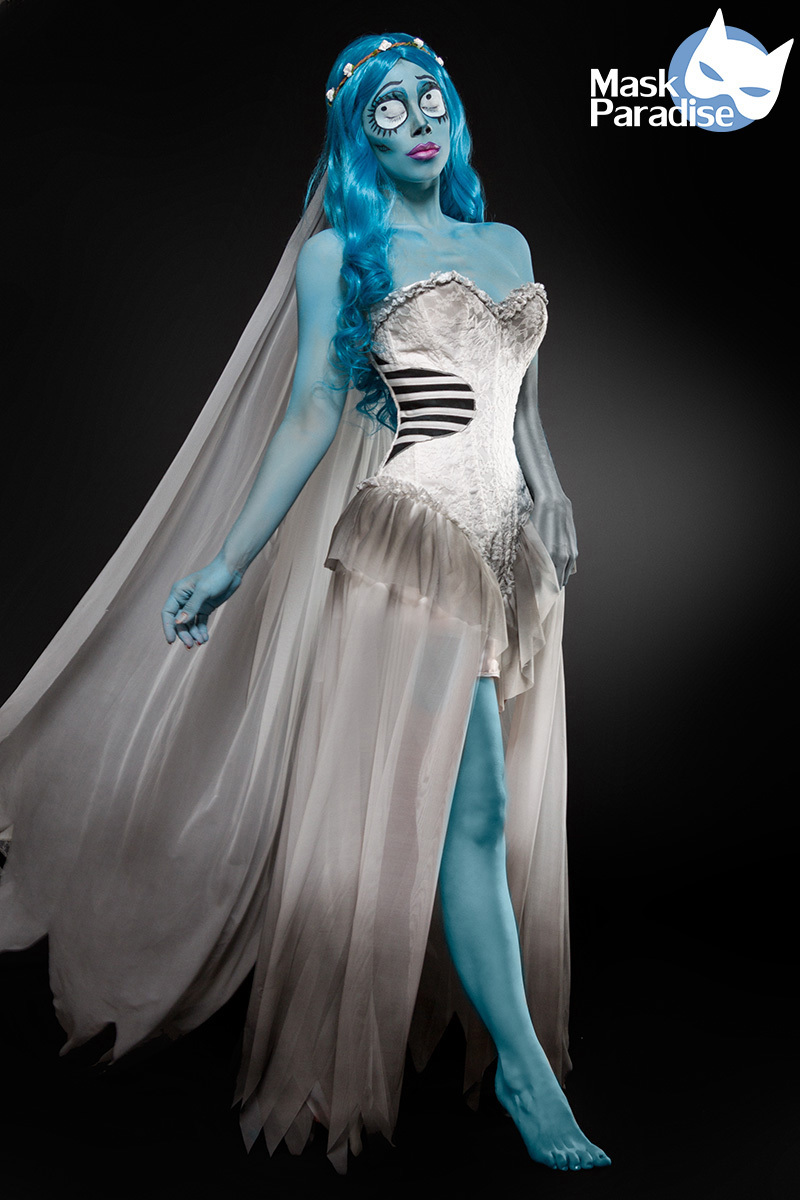 Costume Mariée cadavre - Mask Paradise
