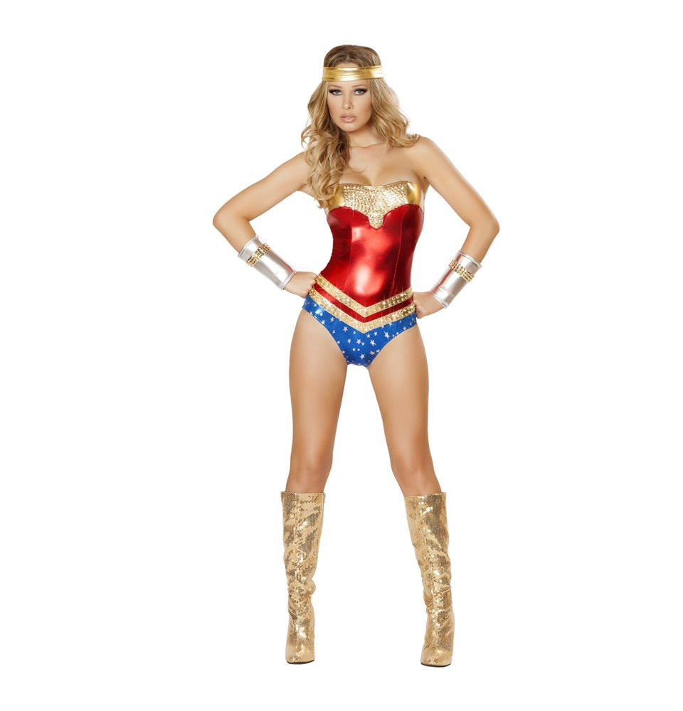 Costume Wonder Woman - Roma