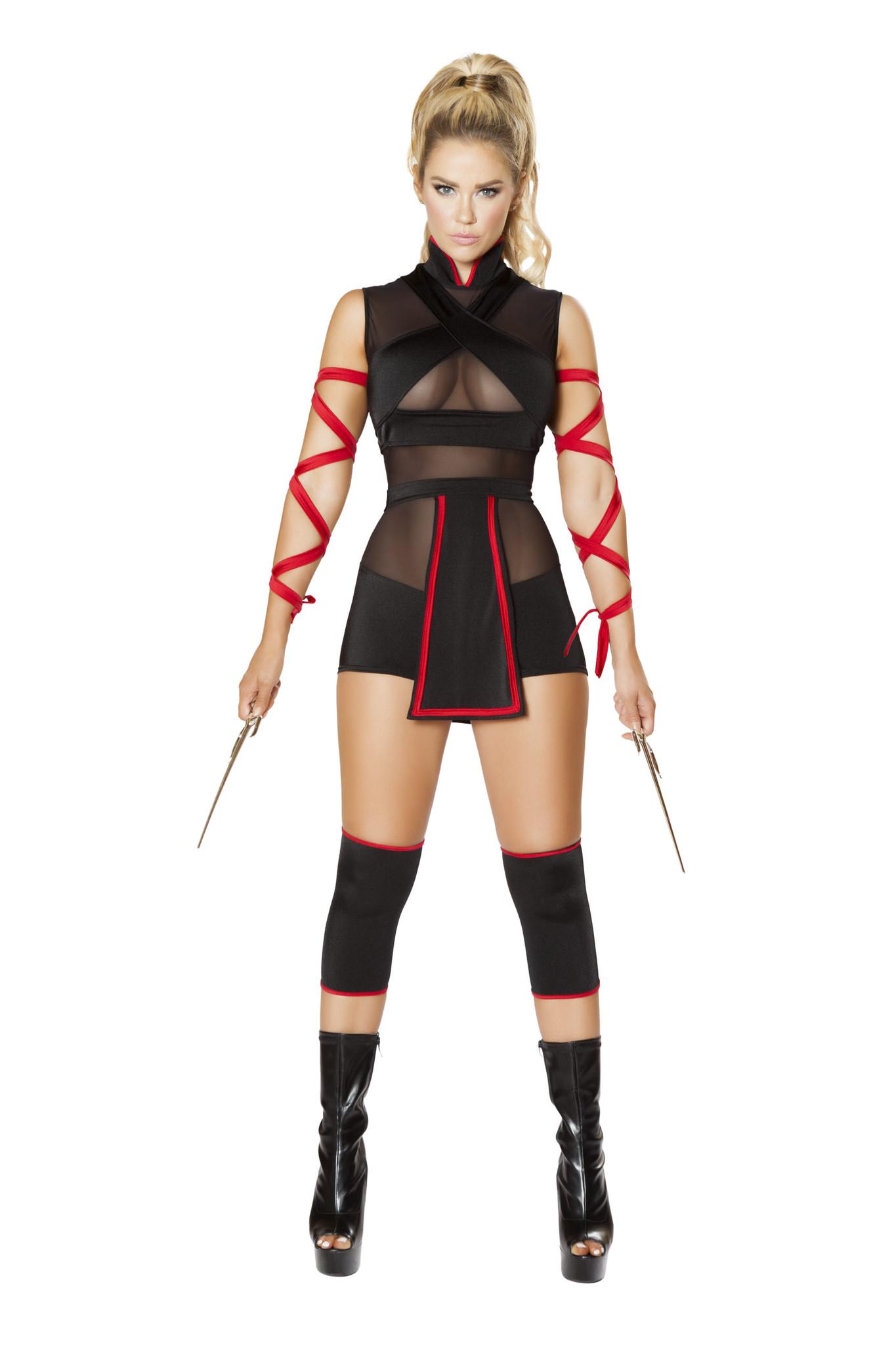 Costume de Ninja Woman - Roma