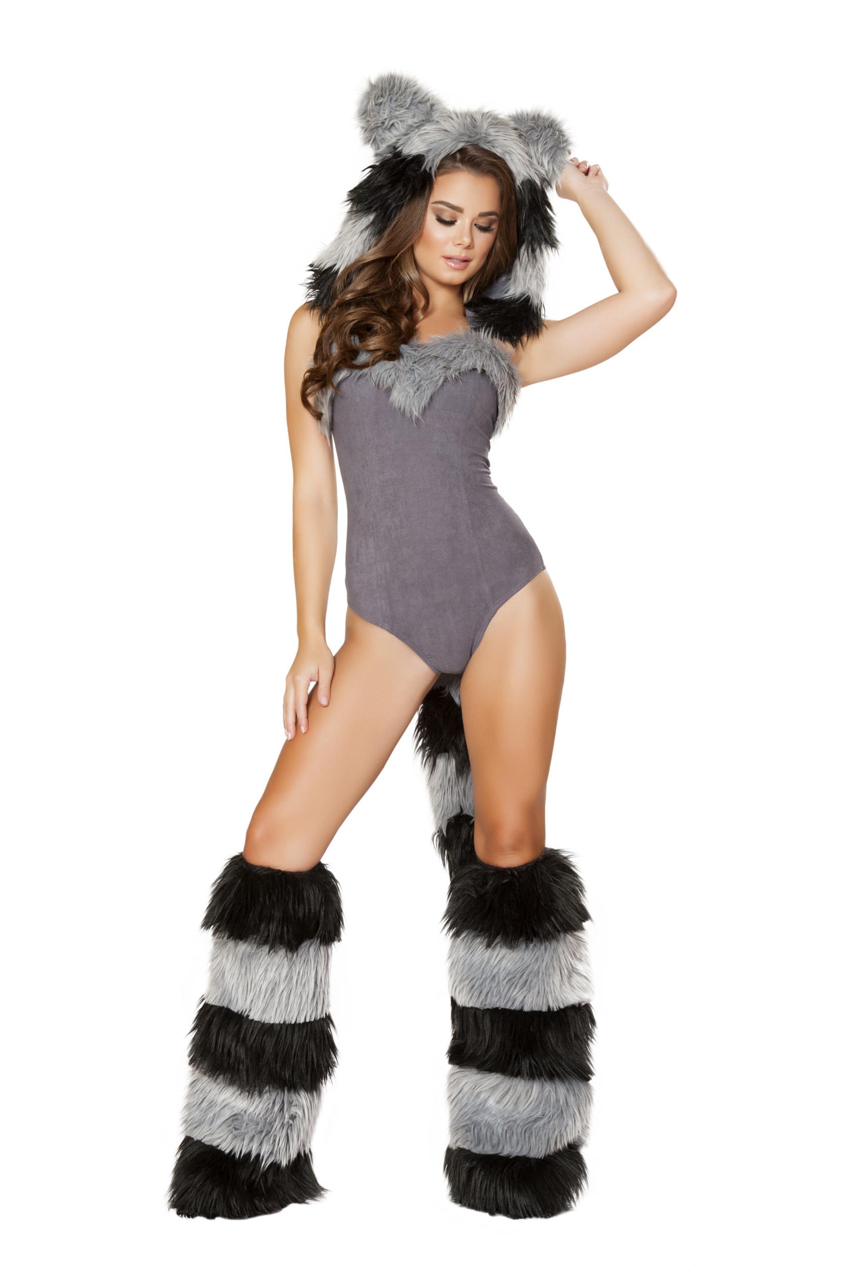 Costume - Déguisement de raton laveur - ROMA
