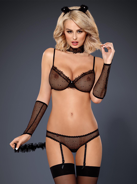 Costume de catwoman sexy - Obsessive