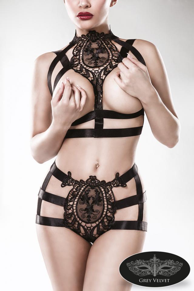 Ensemble lingerie 2 pièces par Grey Velvet