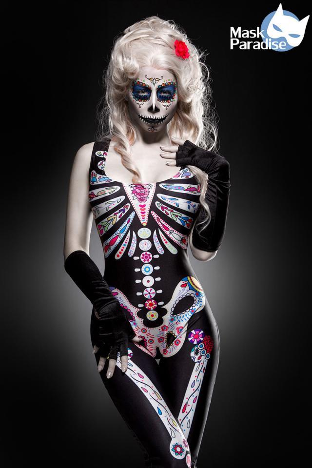 Costume Jour des Morts - Mask Paradise