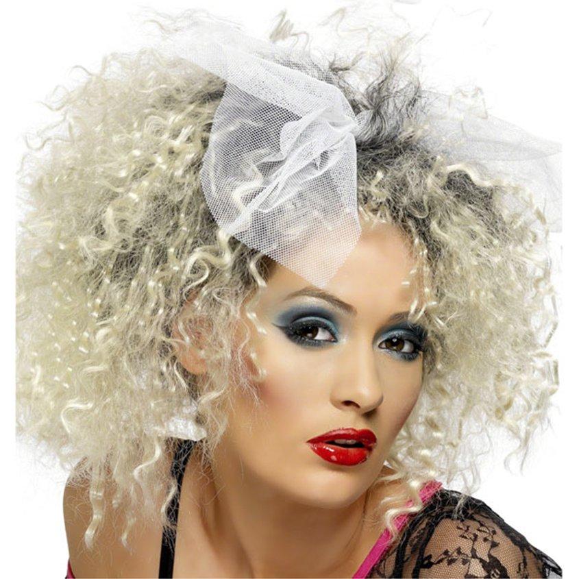 Perruque Blonde - Années 80