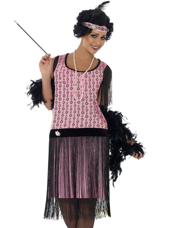 Robe années 20 - Costume Adulte
