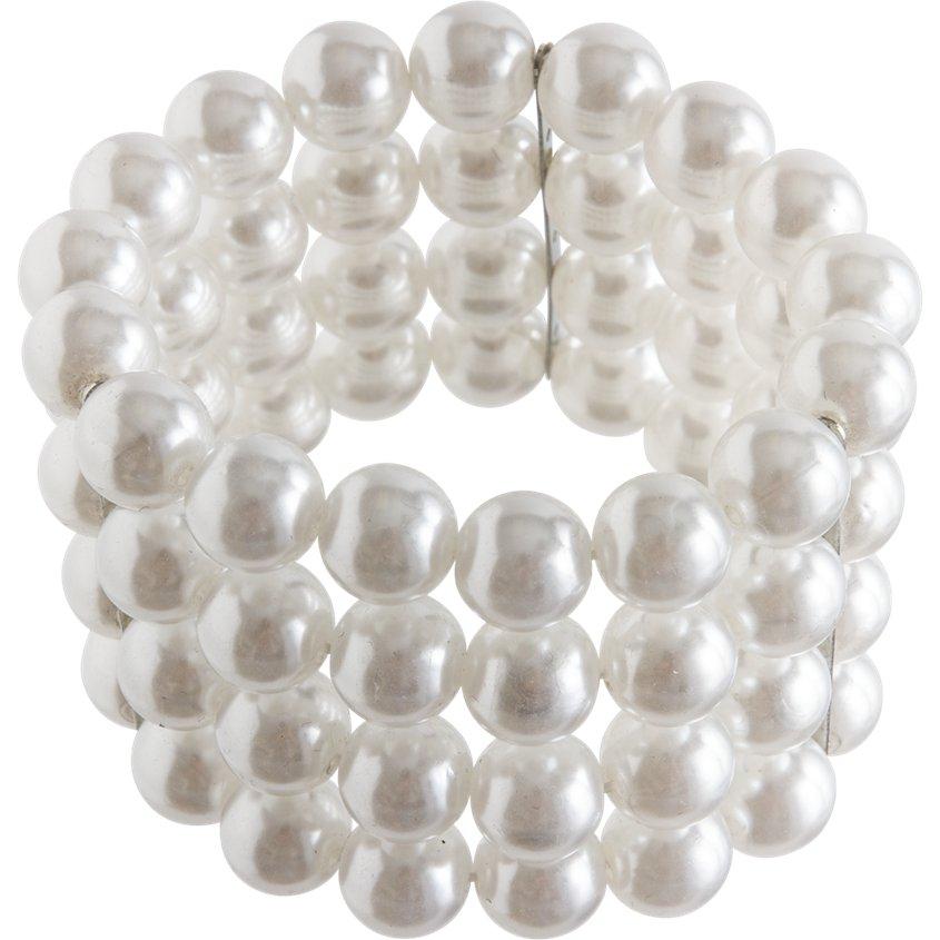 Bracelet fausses perles