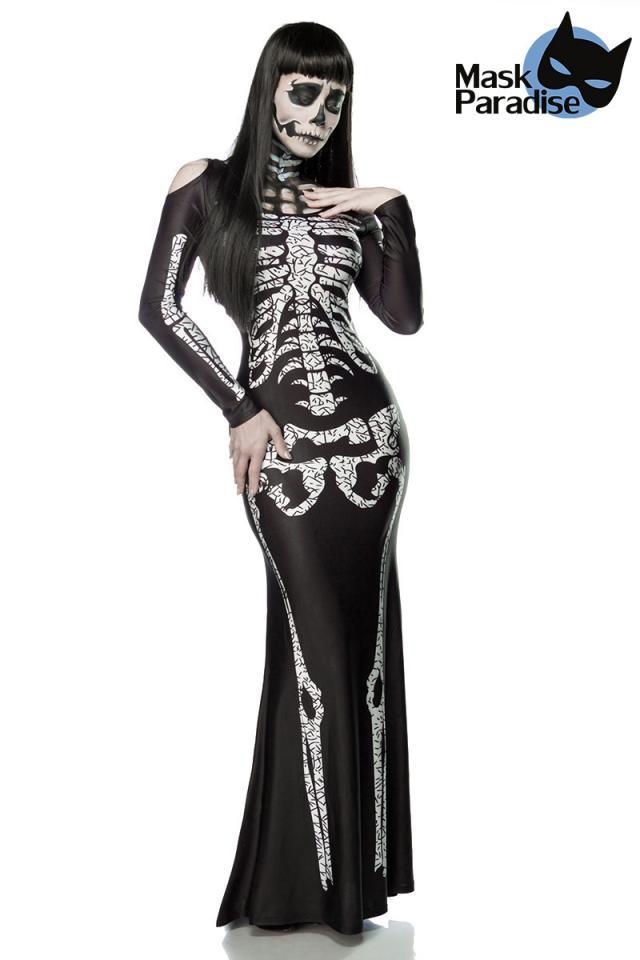 Costume Dame squelette - Mask Paradise