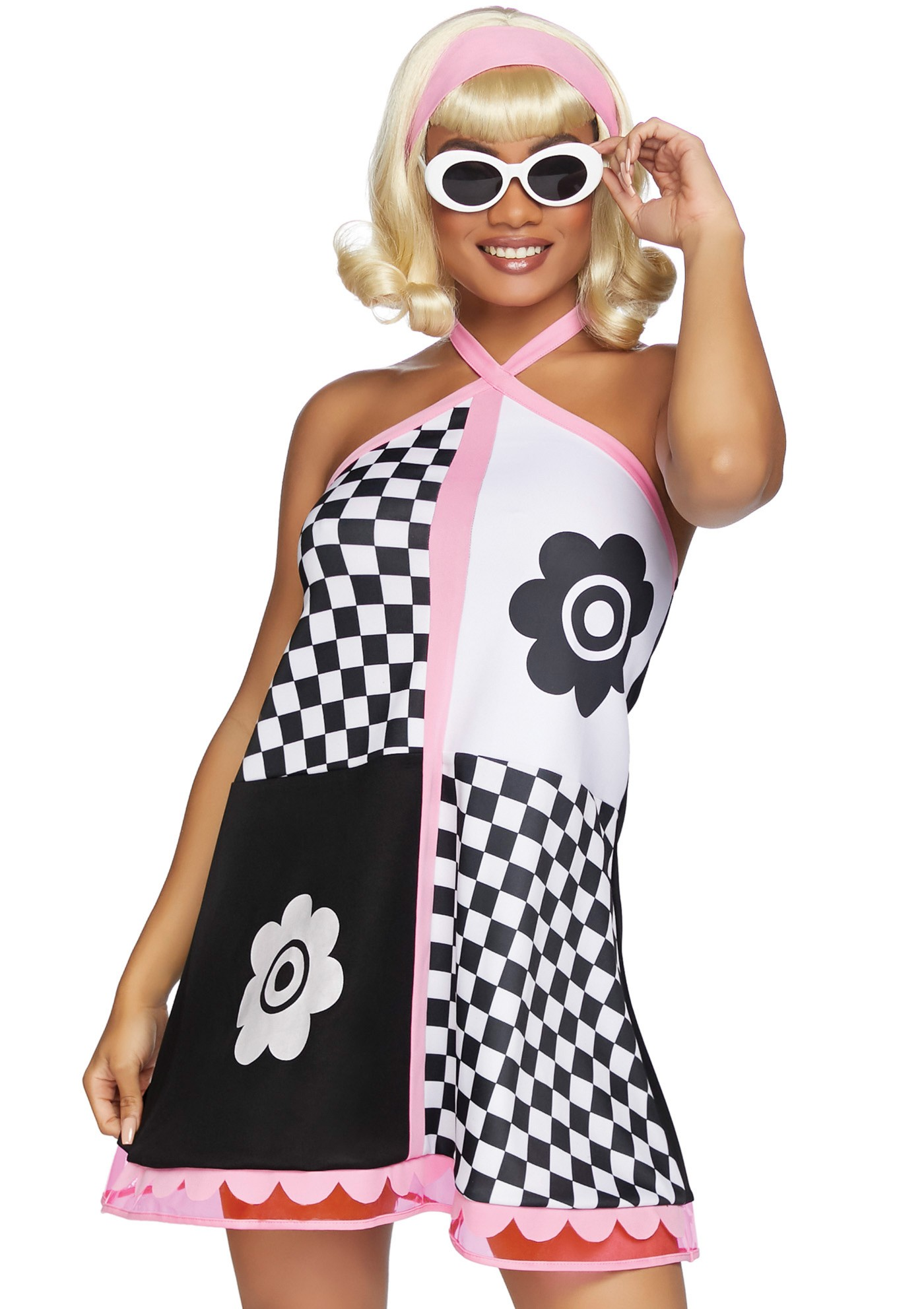 Costume Swinging 60s Sweetie - Leg Avenue