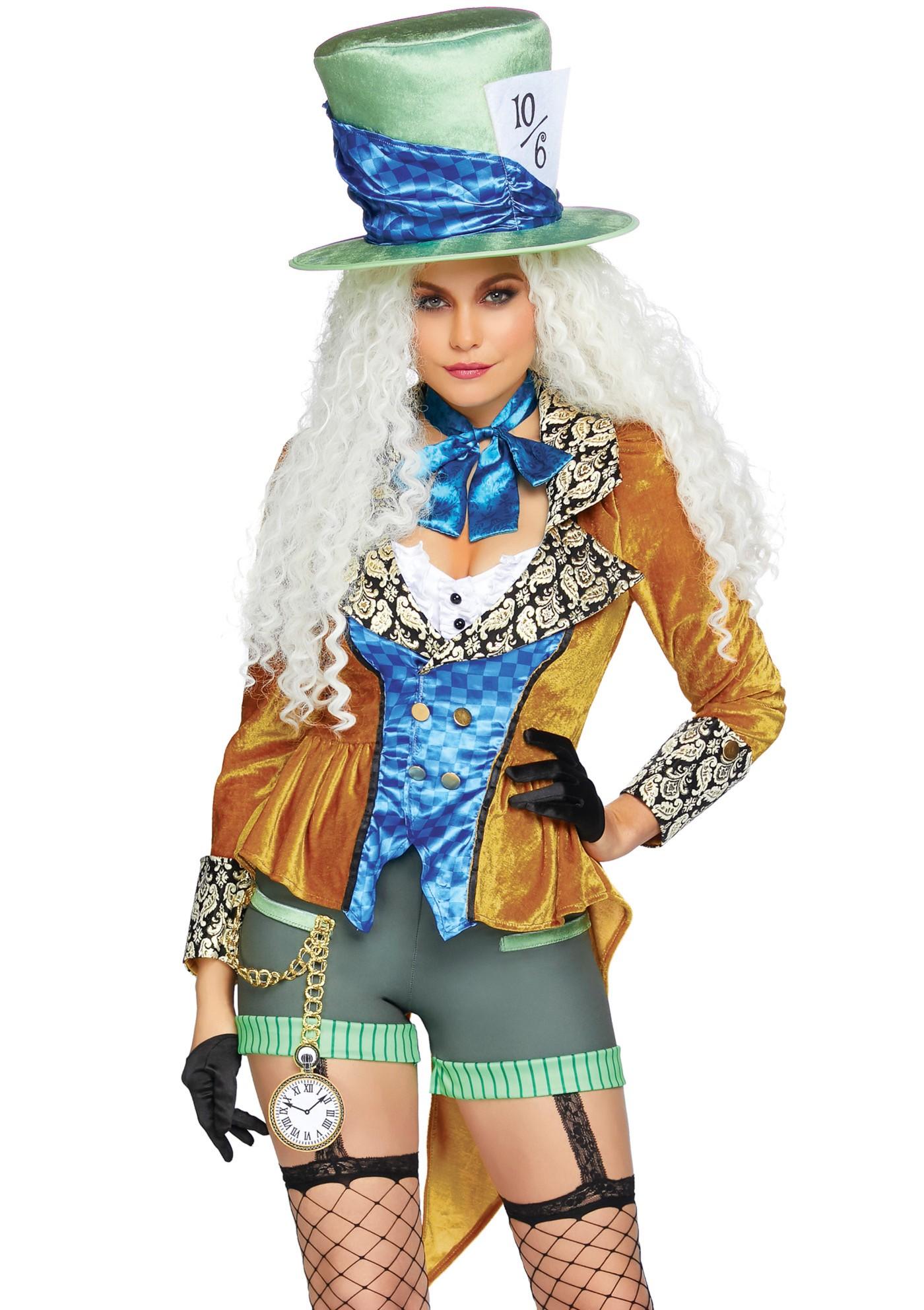 Costume Classic Mad Hatter - Leg Avenue