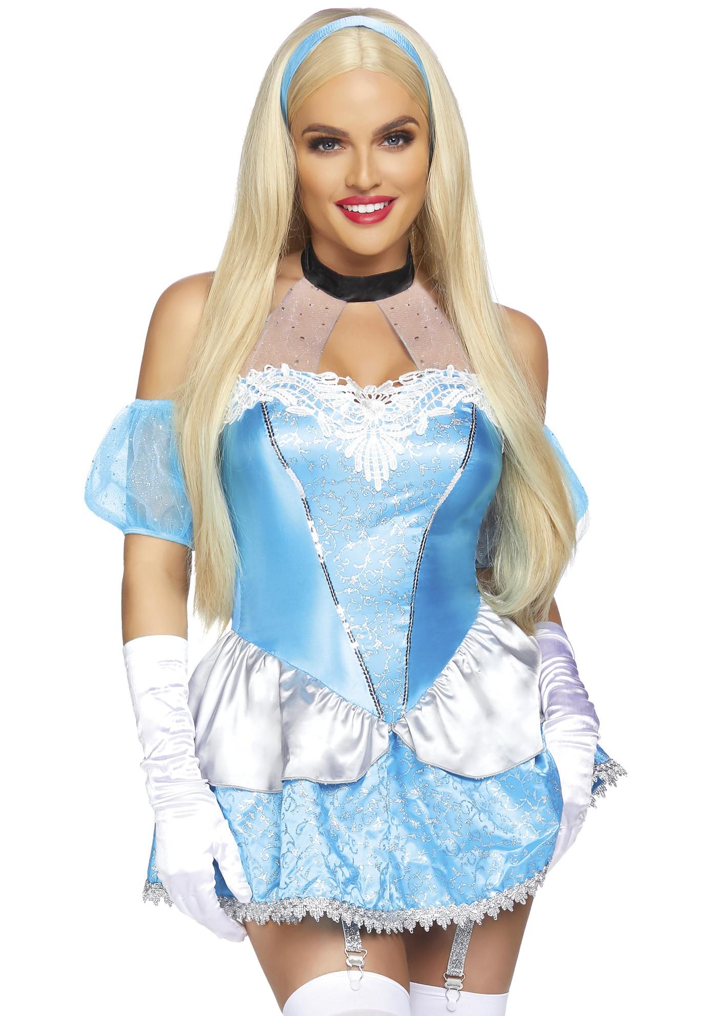 Costume Fairytale Flirt - Leg Avenue