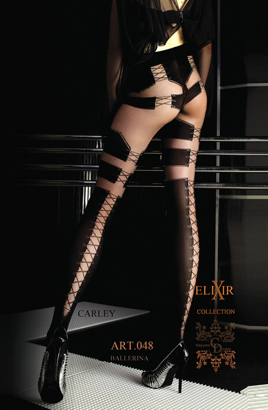 Collants noirs 048 - Ballerina