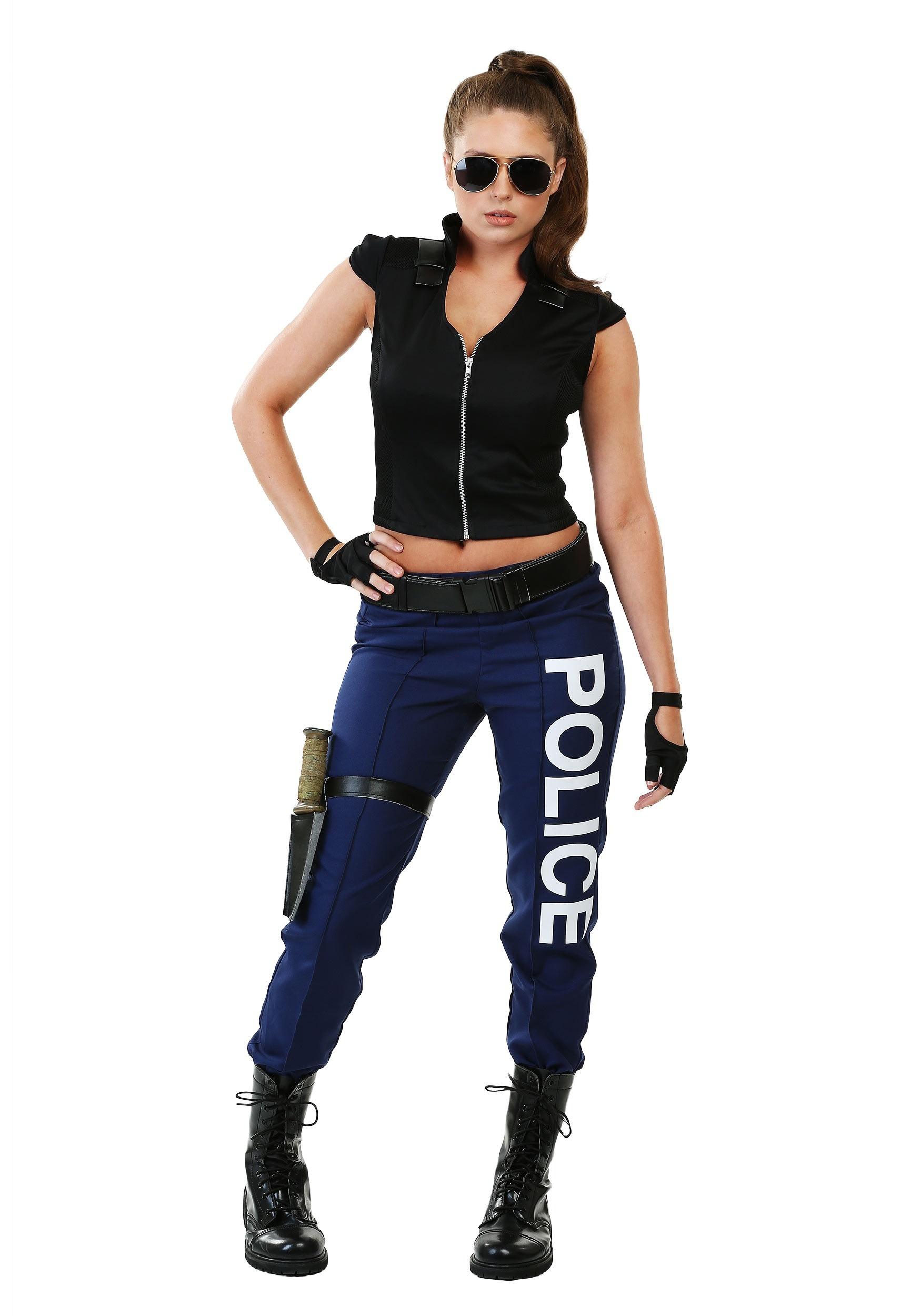 Déguisement uniforme de Police