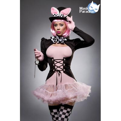 """Costume du """"Lapin d'Alice aux pays des merveilles"""" - Mask Paradise"""