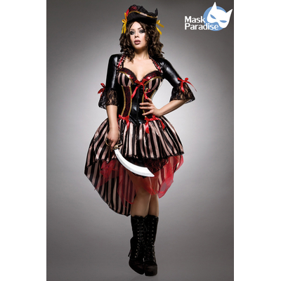 Costume de pirate - Mask Paradise
