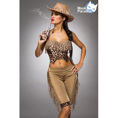 "Costume de ""Cow-Girl"" - Mask Paradise"