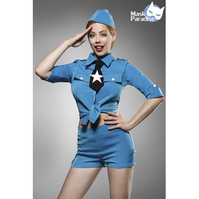 Costume / Déguisement de Militaire rétro - Mask Paradise