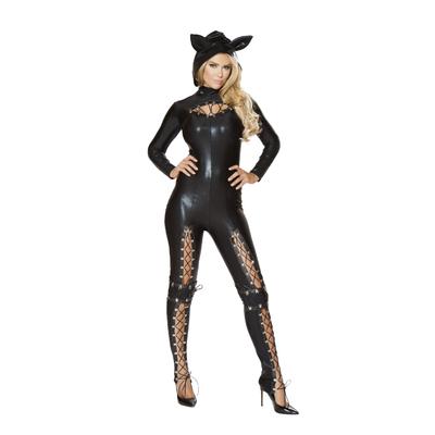Costume - Déguisement de chat wetlook - ROMA