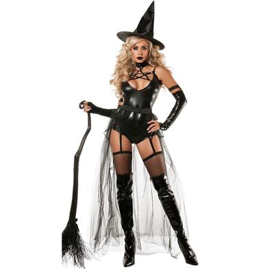Déguisement sorcière sexy Halloween
