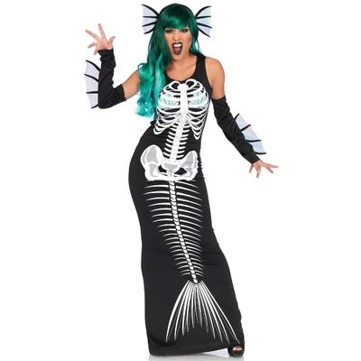 Déguisement de Squelette de Sirène - Leg Avenue