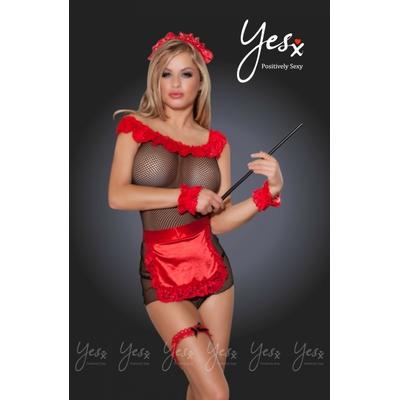 Déguisement de soubrette sexy YesX