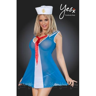 Déguisement de marin sexy YesX