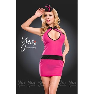 Déguisement d'hôtesse de l'air sexy - YesX
