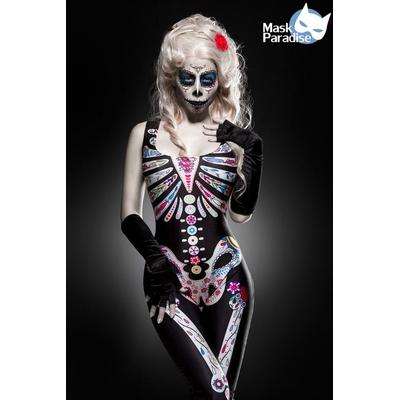 """Costume """"Jour des Morts"""" - Mask Paradise"""