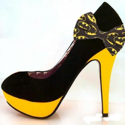 Chaussures à talon BatGirl