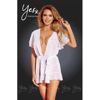 Peignoir blanc - YesX