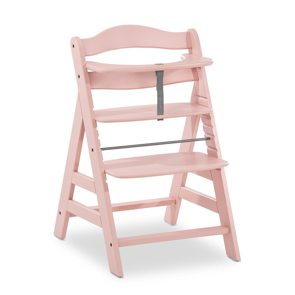 Chaise Haute Hauck Alpha+ - Pink