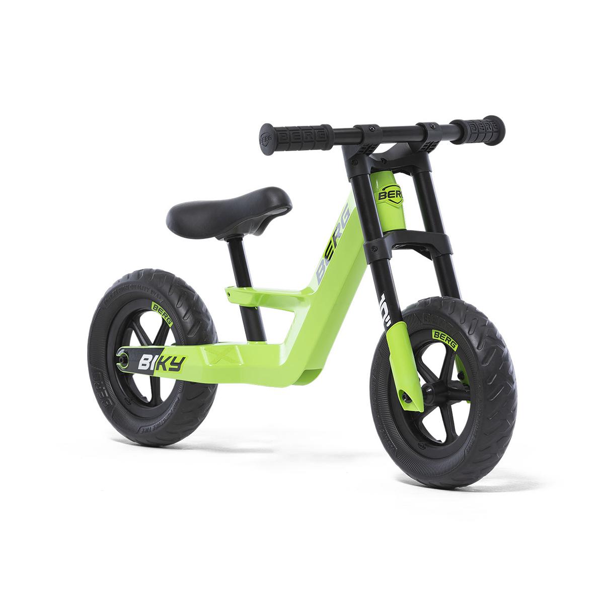 Draisienne Berg Biky Mini Vert - De 2 à 5 ans