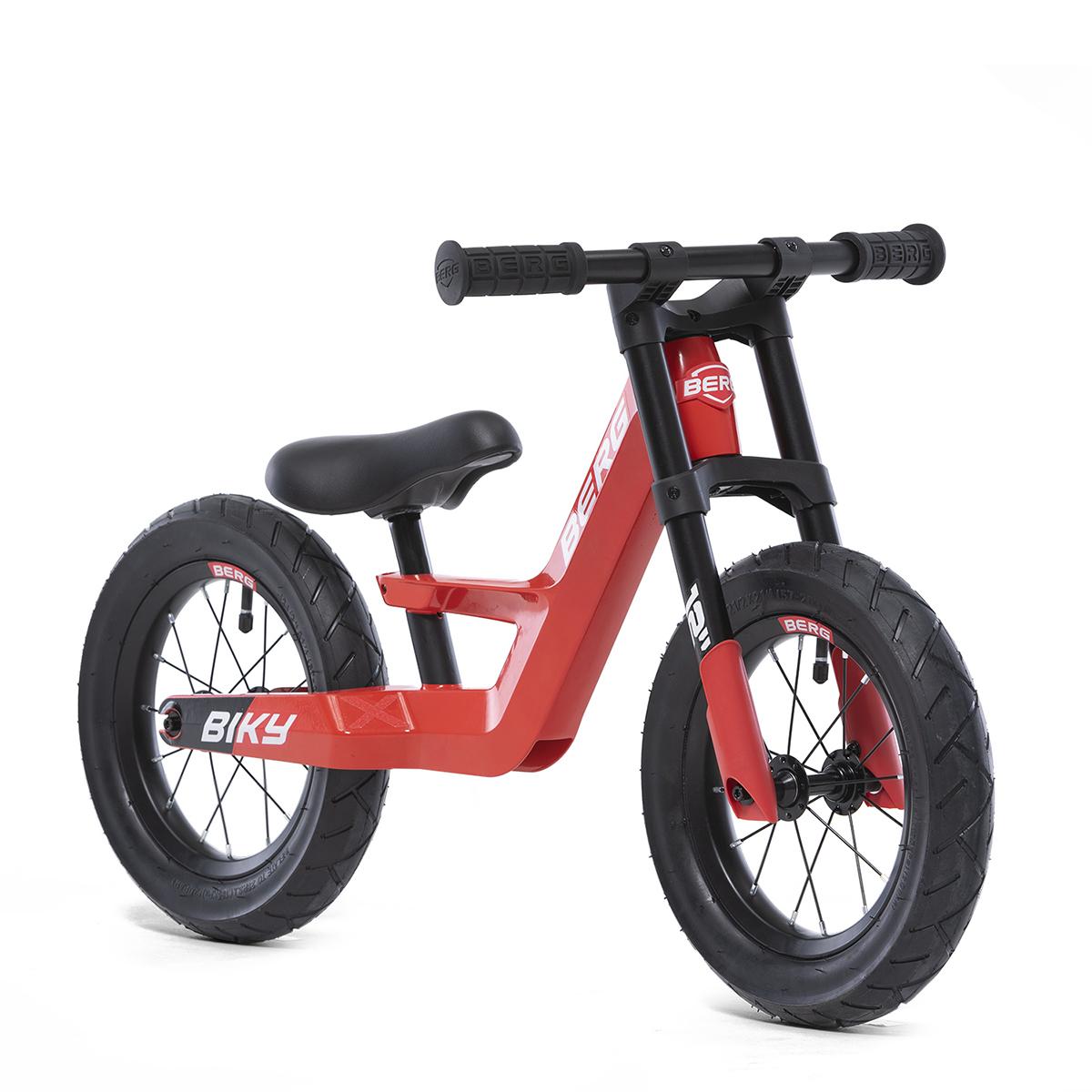 Draisienne Berg Biky City Rouge - De 2,5 à 5 ans