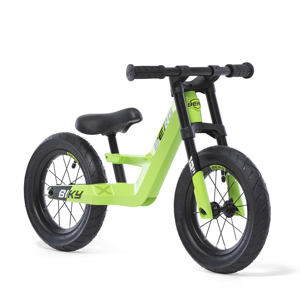 Draisienne Berg Biky City Vert - De 2,5 à 5 ans