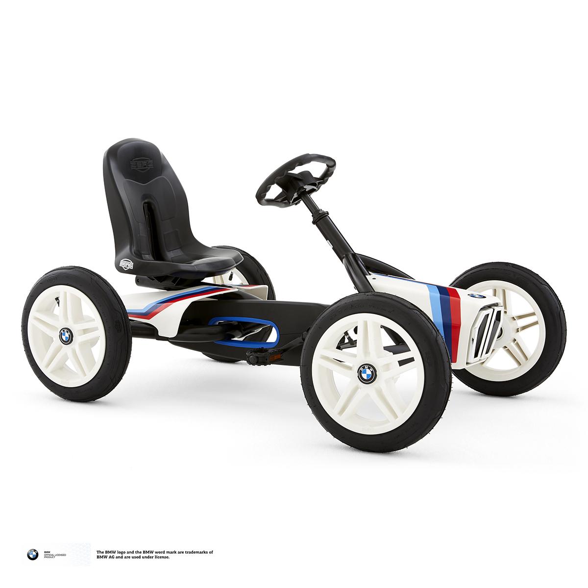 Kart à pédales BMW Street Racer - De 3 à 6 ans