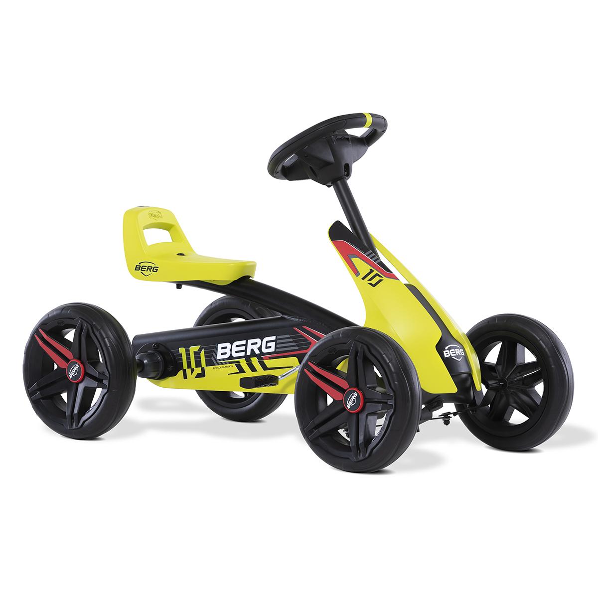 Kart à pédales Berg Buzzy Aero - De 2 à 5 ans