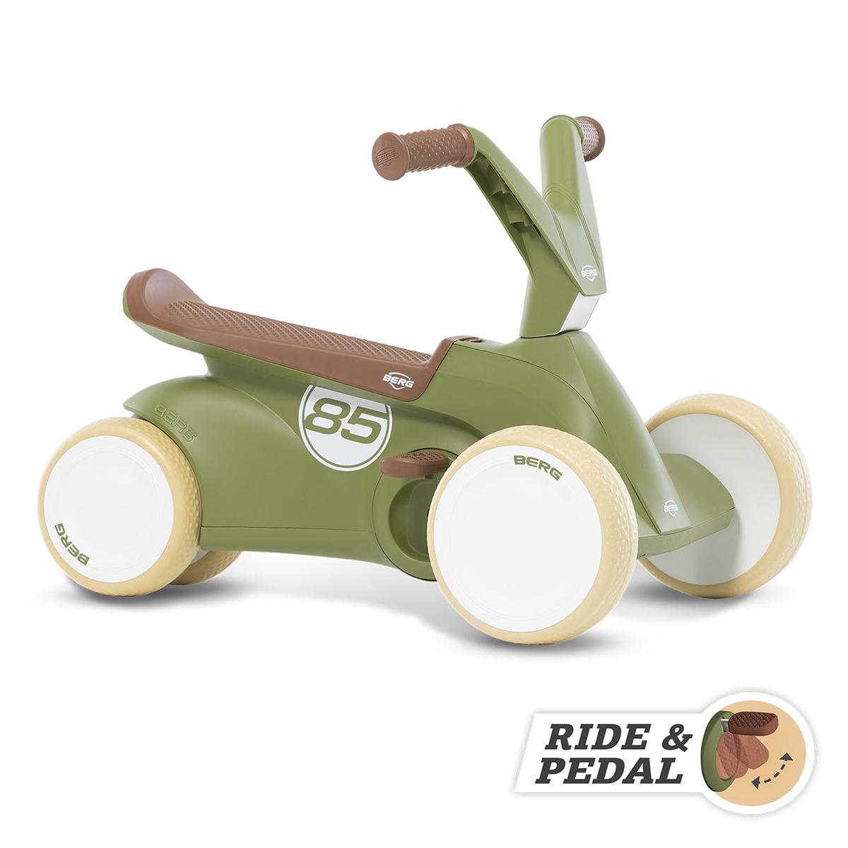 BERG_GO2_Retro_Green_right_slanted_pedal_open
