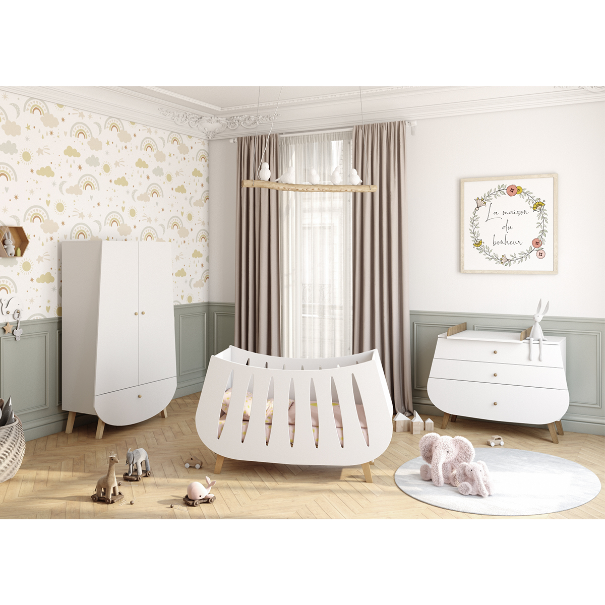songes_et_rigolades_tendresse_bebe_trapeze_chambre_complete_bebe_lit_commode_armoire_blanc_1