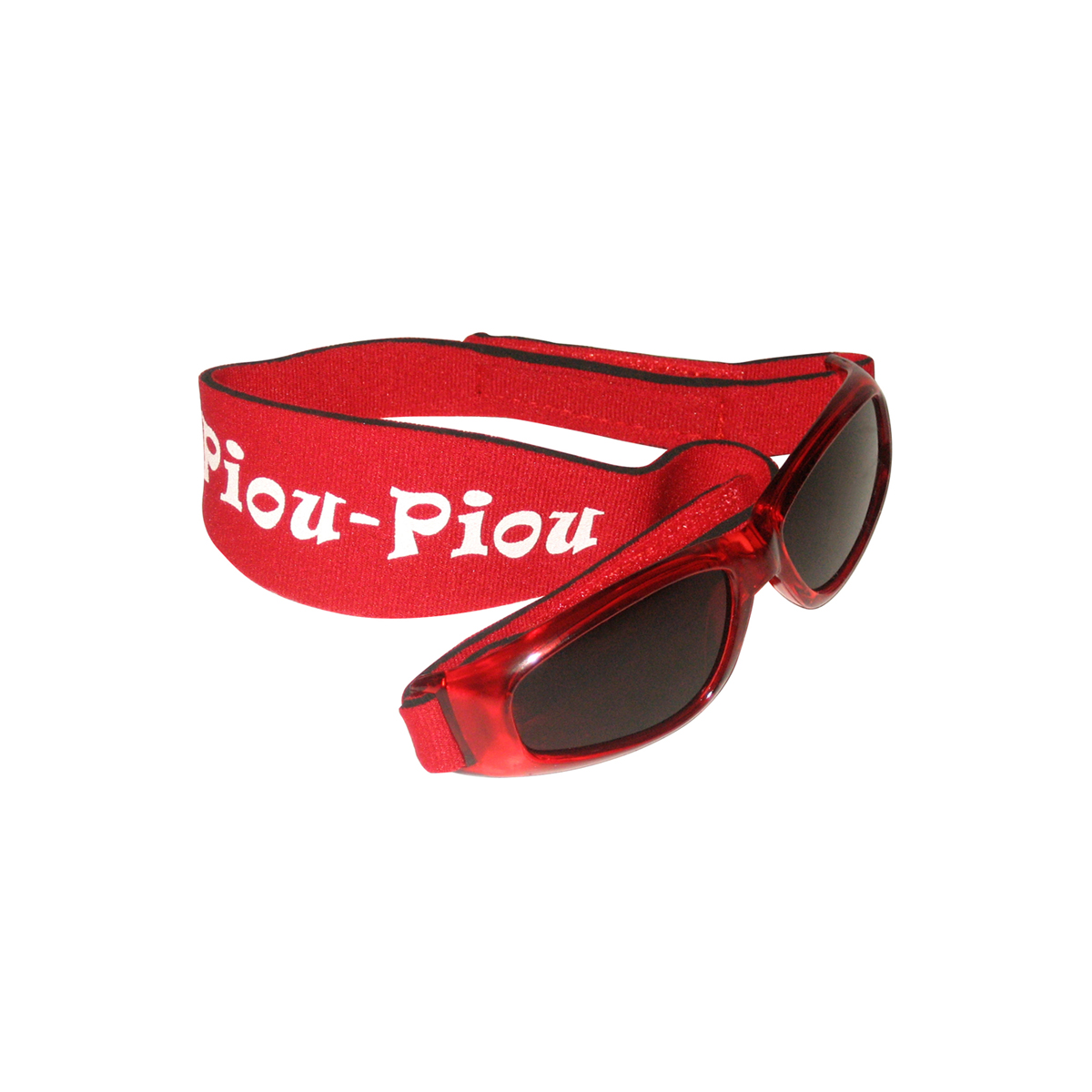 Lunettes-Piou-Piou-Baby-Rouge