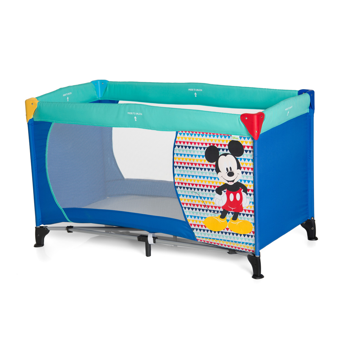 lit parapluie disney dream and play mickey geo blue tendresse de b b. Black Bedroom Furniture Sets. Home Design Ideas
