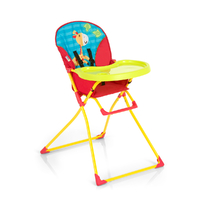Chaise Haute Hauck Mac Baby - Jungle Fun
