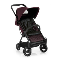 Poussette Shopper iCoo Acrobat - Fishbone Bordeaux